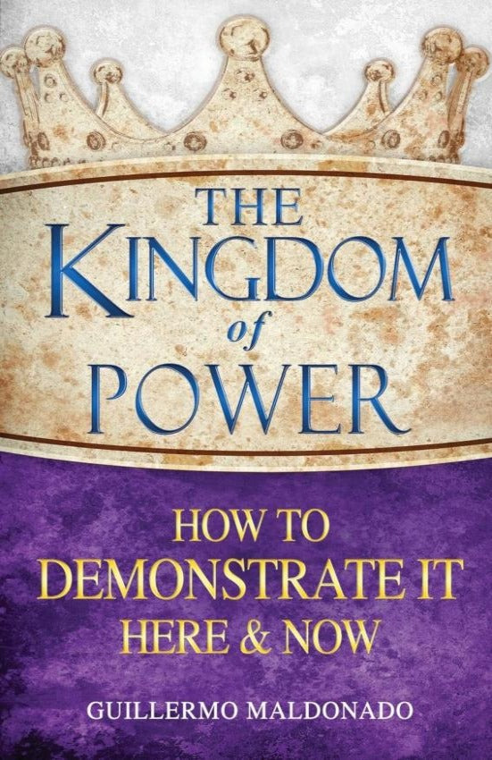 The Kingdom of Power, Paperback