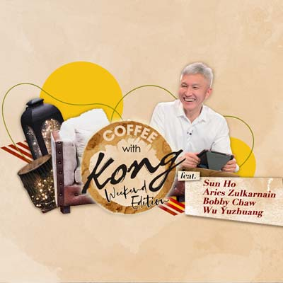 20210313 Coffee with Kong Weekend Edition, MP3