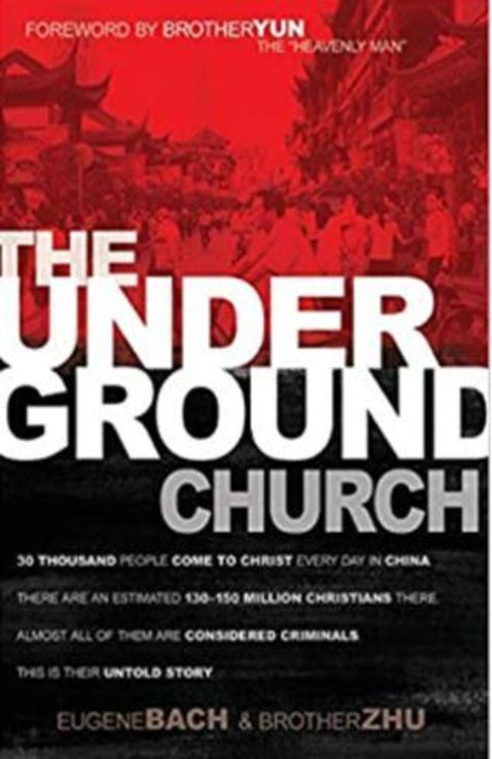 The Underground Church, Paperback