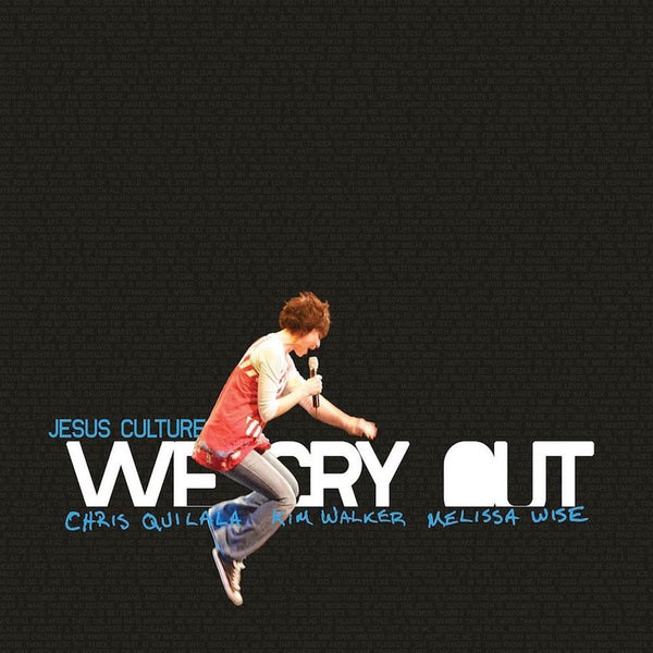 We Cry Out, Jesus Culture, 1CD/1DVD, English