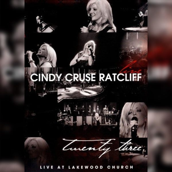 Twenty Three, Cindy Cruse Ratcliff, 1DVD, English