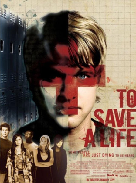 To Save A Life, 1DVD, English