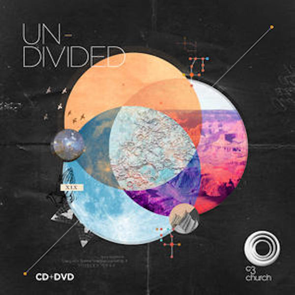 Undivided, C3 Church, 1CD/1DVD, English