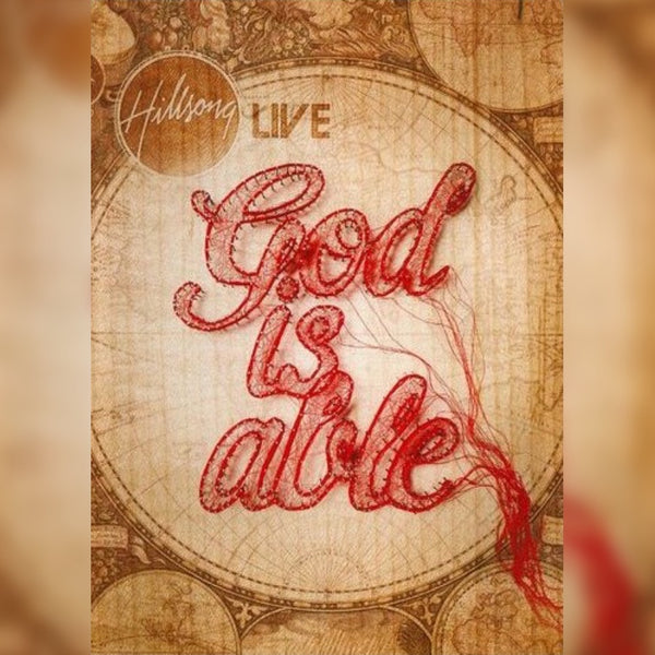God is Able (Live), Hillsong Live, 1DVD, English