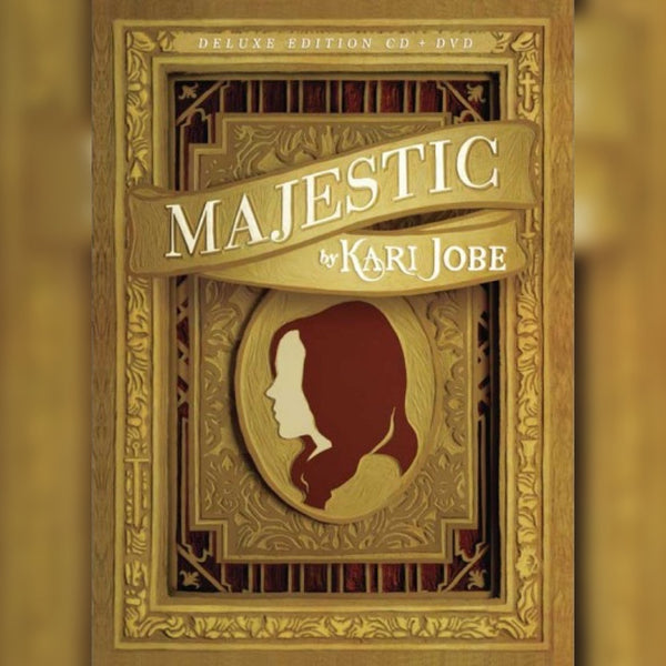 Majestic, Kari Jobe, 1DVD, English