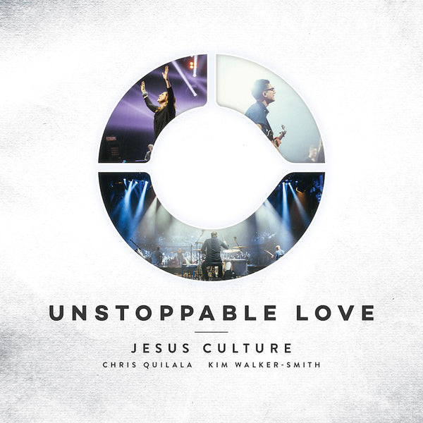 Unstoppable Love, Jesus Culture, 1CD/1DVD, English