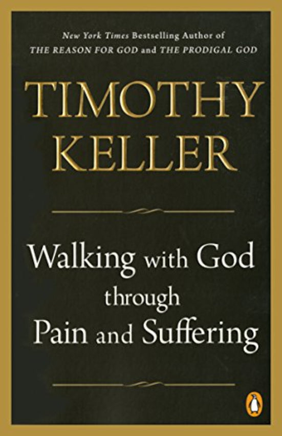 Walking with God Through Pain and Suffering , Paperback