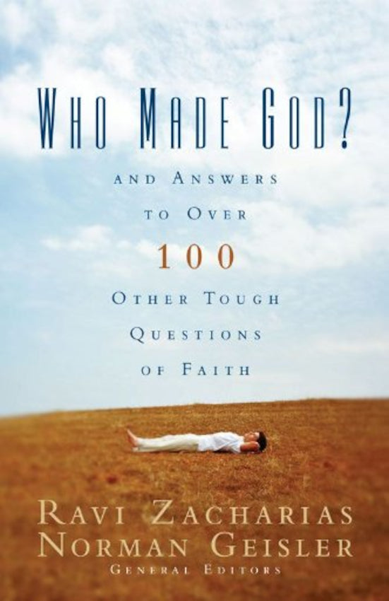 Who made God?, Paperback