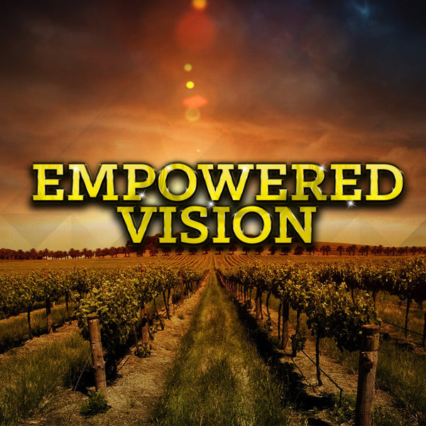 20160821 Empowered Vision, MP3, English/Chinese