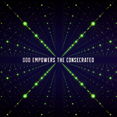 God Empowers The Consecrated (17 Jul 2016), MP3, English