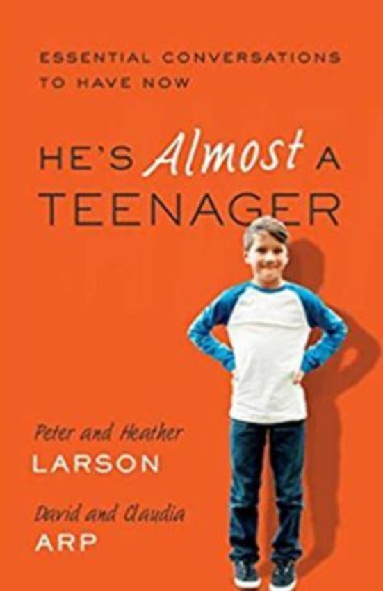 He's Almost a Teenager, Paperback