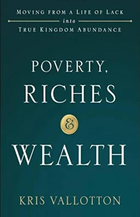 Poverty, Riches & Wealth, Paperback
