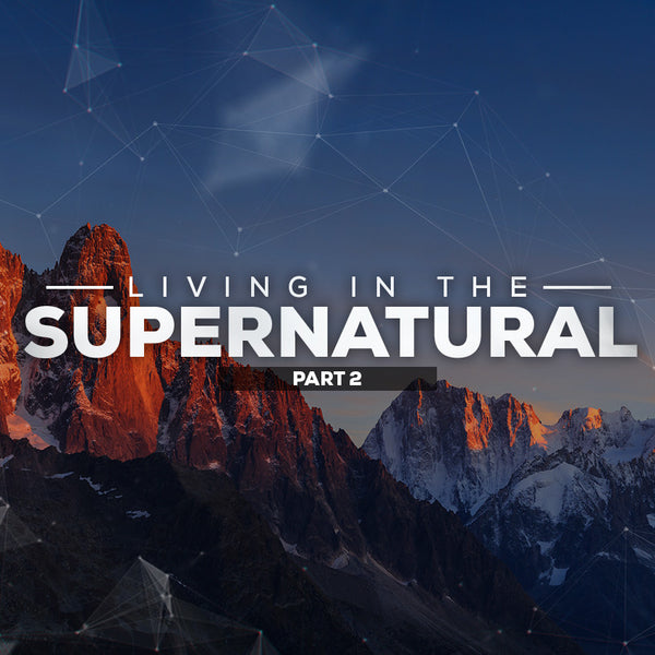 Living in the Supernatural Part 2 (29 Oct 2016), MP3, English