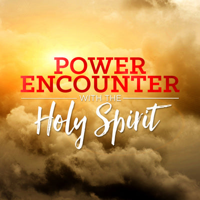 Power Encounter With The Holy Spirit (28 Aug 2016), MP3, English