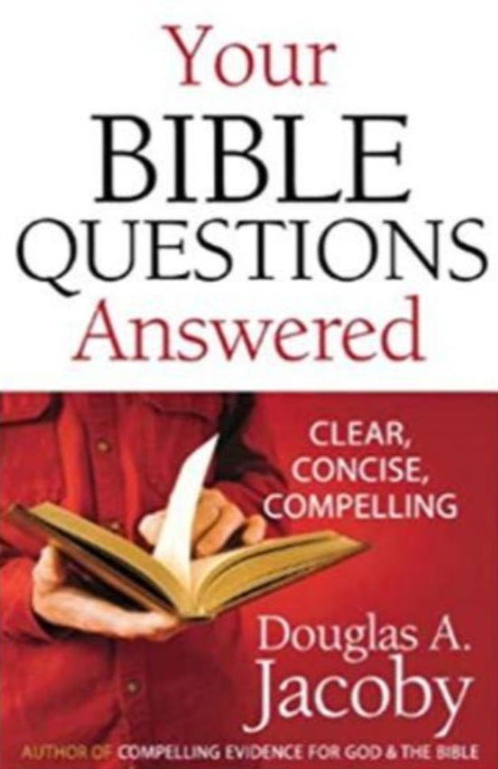 Your Bible Questions Answered, Paperback