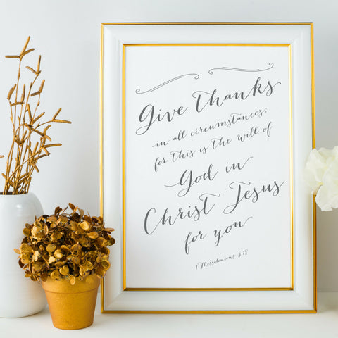 Printable Gratitude Journal