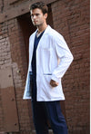 IguanaMed Men's Bespoke Custom Labcoat