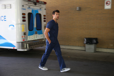 IguanaMed Men's Bespoke Custom Scrubs Set
