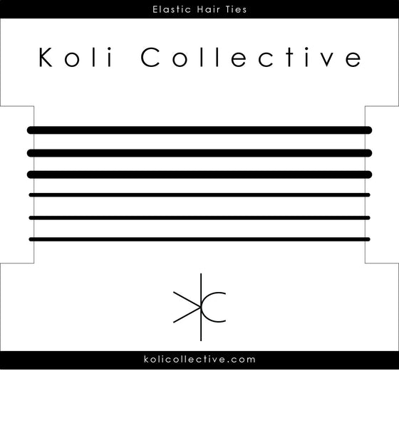 Koli Collective Hair Ties
