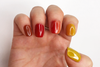 Fall Nail Design with Timeless Ombre Effect