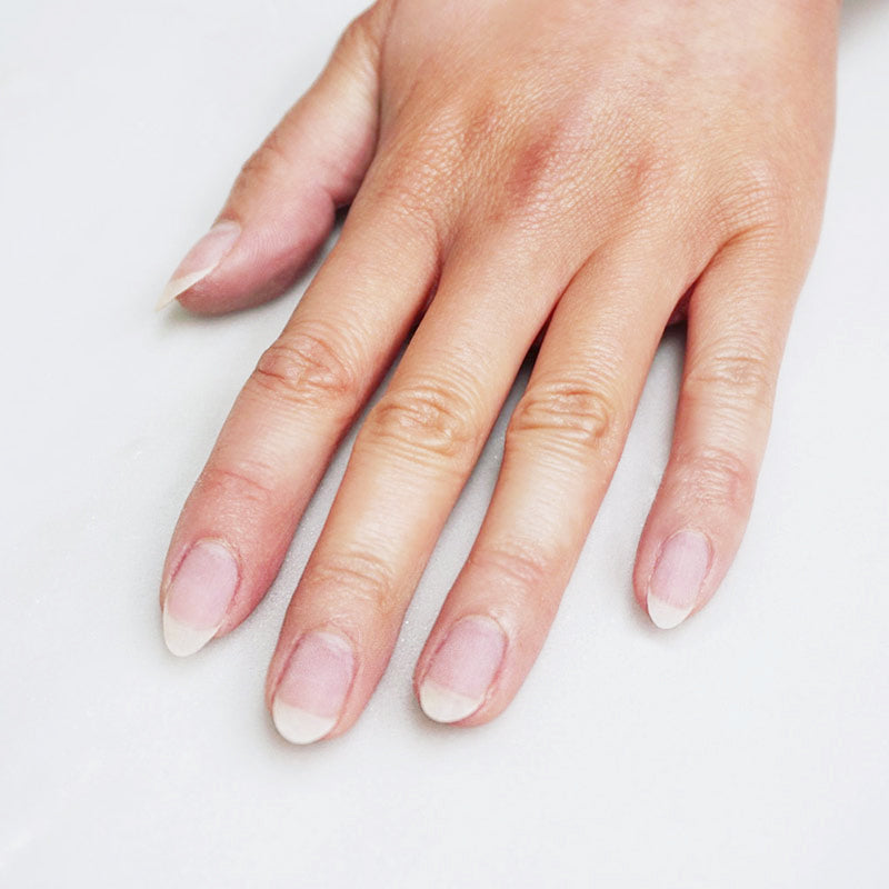 remove dip nails at home