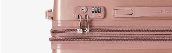 Calpak Rose Gold Carry-on Gift Idea | DipWell