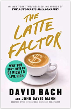 The Latte Factor by David Bach | DipWell Nails Blog