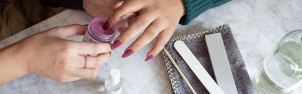 At-home mani | DipWell