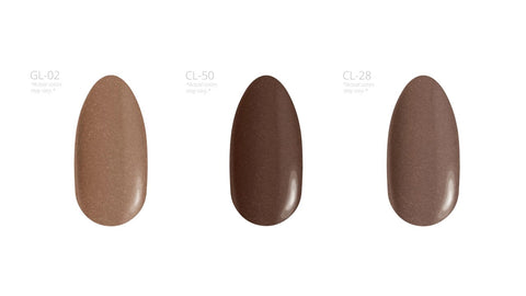 Hot chocolate nail colors | DipWell