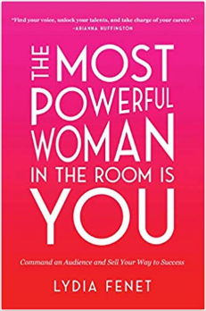 The Most Powerful Woman In The Room Is You by Lydia Fenet | DipWell Nails Blog
