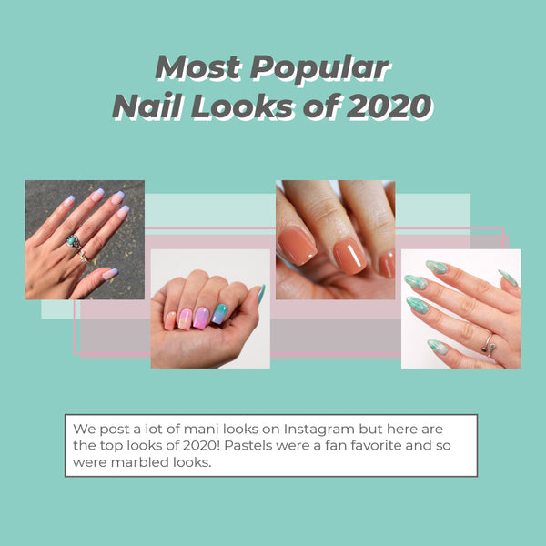 Most popular dip nail art styles | DipWell