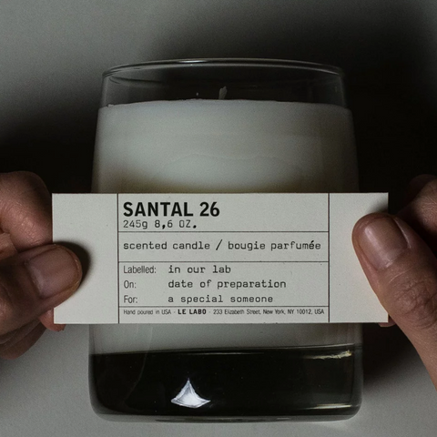 Santal 26 Candle | Le Labo