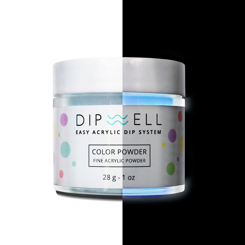 Glow in the Dark Collection, Dip Color Powder, GW04