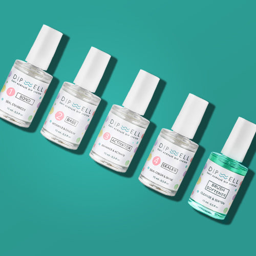 Dip Nail Liquid Kit