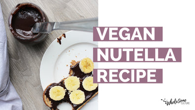 RECIPE: Vegan Nutella