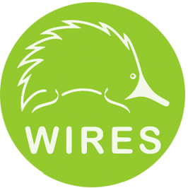 WIRES Australian Wildlife Rescue Organization logo