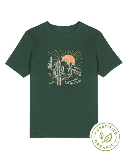 Appreciate The Earth Organic Tee