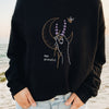 Bee Grateful. Colored - Crew Sweatshirt