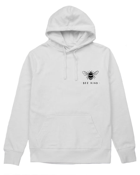 Bee Kind Hoodie (Single Color Print)