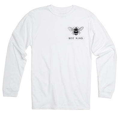 Bee Kind - Long Sleeve Tee