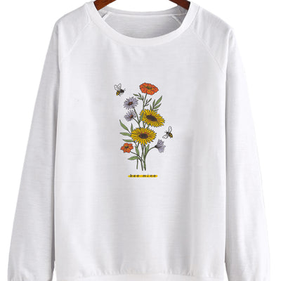 Bee Mine. Colored - Crew Sweatshirt