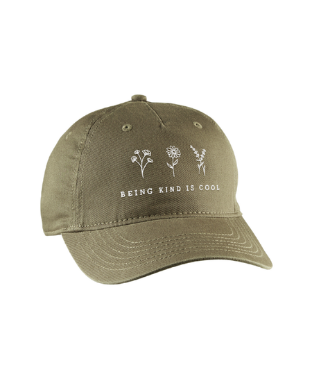 Being Kind Is Cool Cap