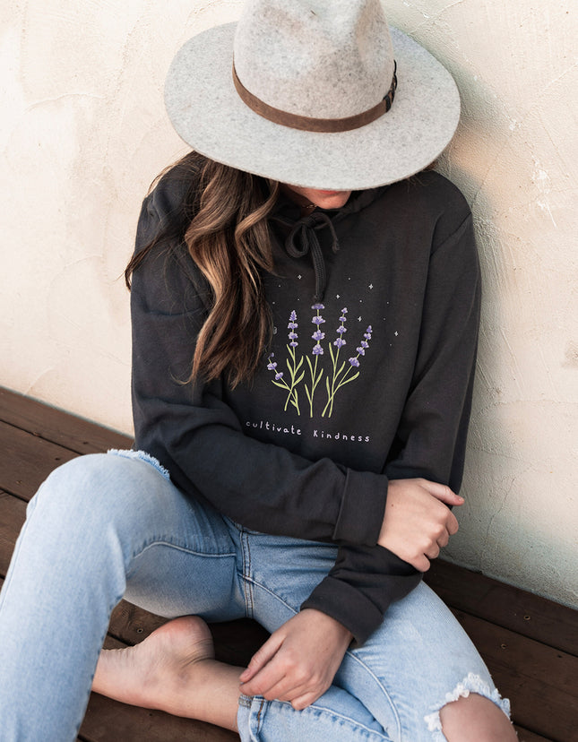 Cultivate Kindness Hoodie