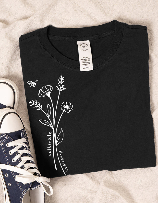 Cultivate Kindness Eco Tee