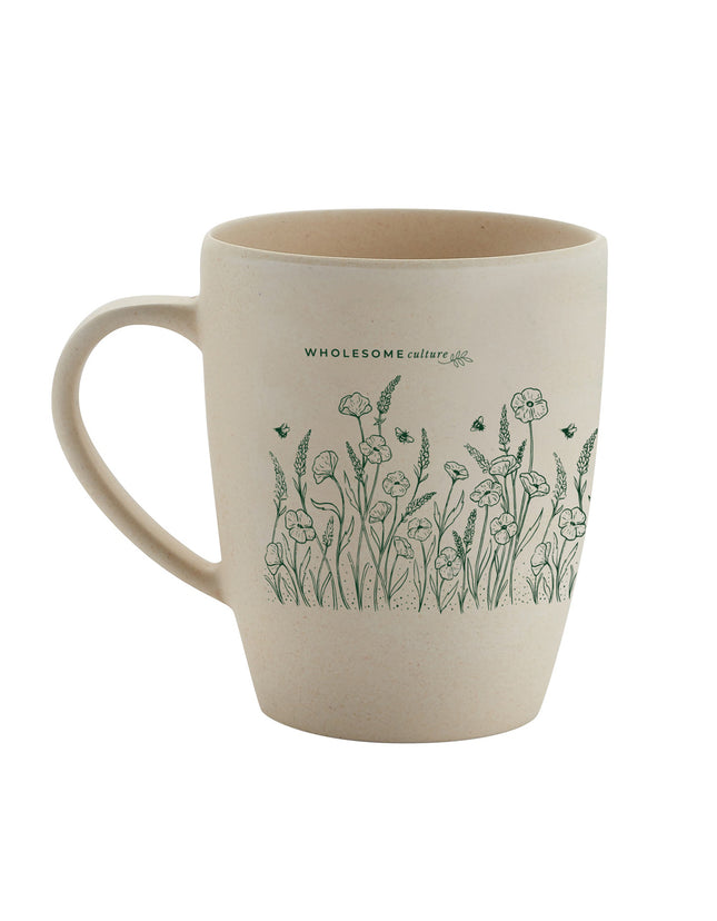 Growing With Love Bamboo Mug