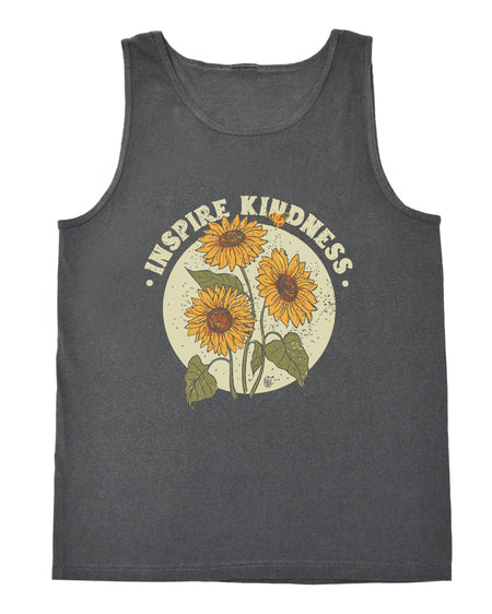 Inspire Kindness Beach Tank