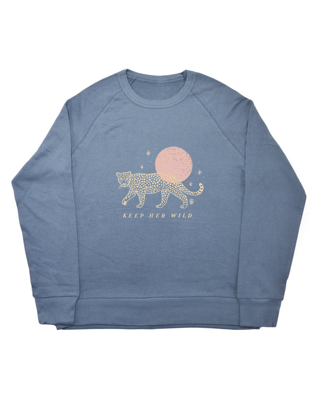 Keep Her Wild Sweatshirt