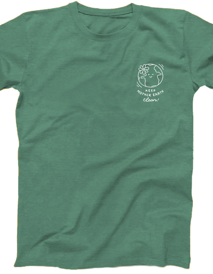 Keep Mother Earth Clean - Eco Tee