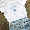 Keep Our Sea Plastic Free - Turtle - Eco Tee
