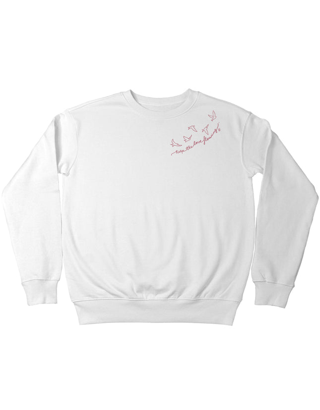 Keep The Love Flowing Sweatshirt